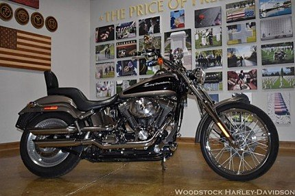 2004 harley-davidson Softail for sale 200621569