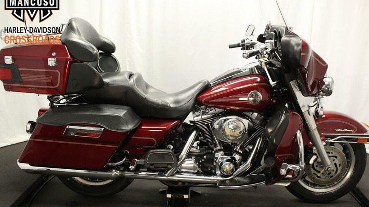 2004 harley-davidson Touring for sale 200460947