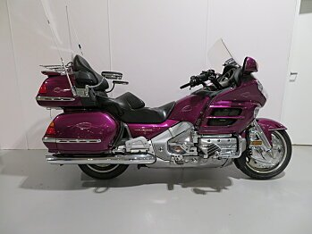 2004 honda Gold Wing for sale 200618554
