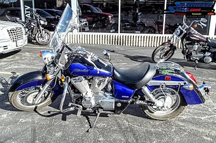 2004 honda Shadow for sale 200640434