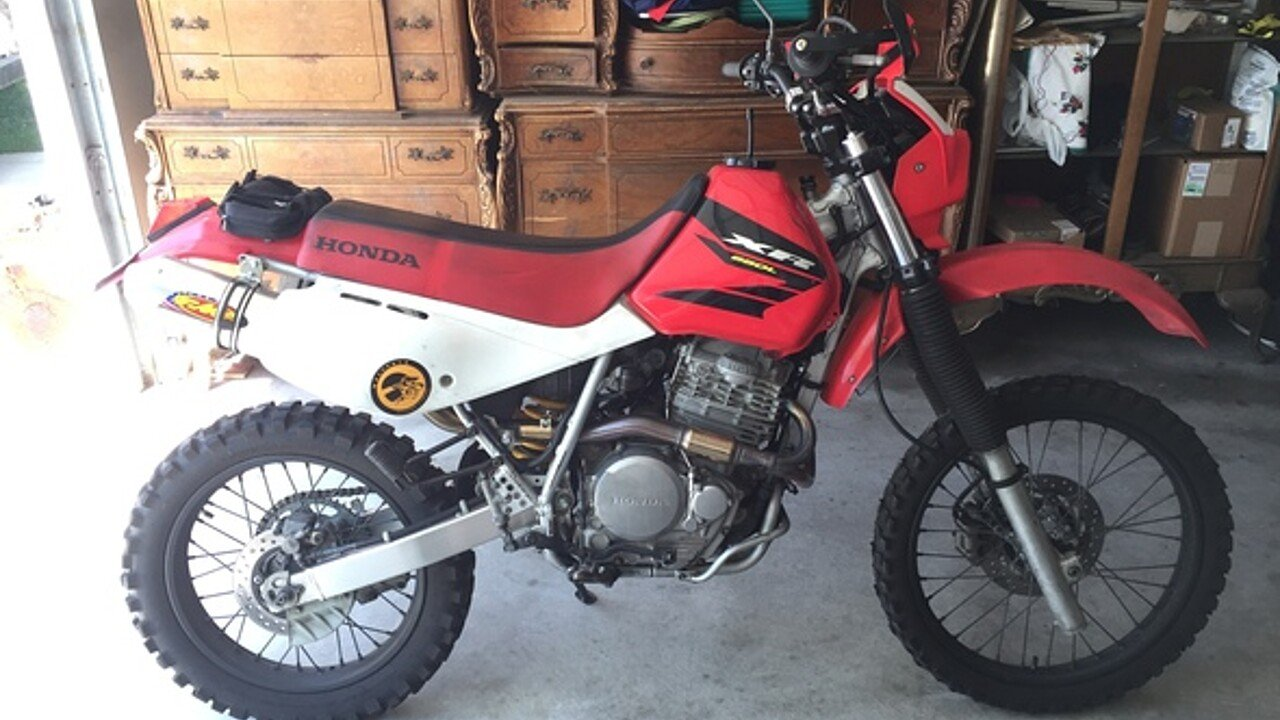 2004 honda XR650L for sale near Woodland Hills, California 91364 - Motorcycles on Autotrader