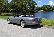 2004 jaguar XK8 Convertible for sale 101025692