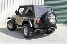 2004 jeep Wrangler 4WD X for sale 101026432