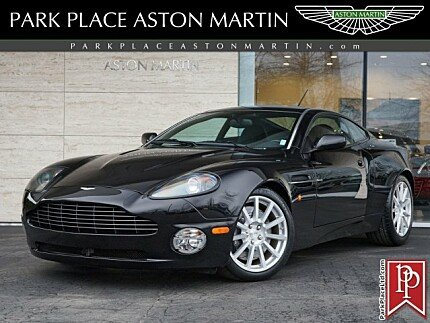 2005 Aston Martin Vanquish S for sale 100950864