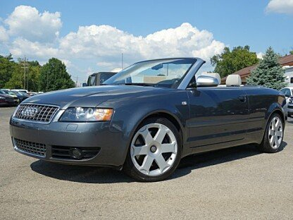 2005 Audi S4 Cabriolet for sale 100974652