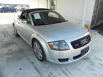 2005 Audi TT 3.2 quattro Roadster for sale 100839026