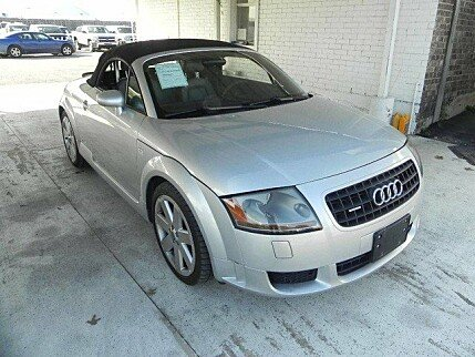 2005 Audi TT 3.2 quattro Roadster for sale 100839026