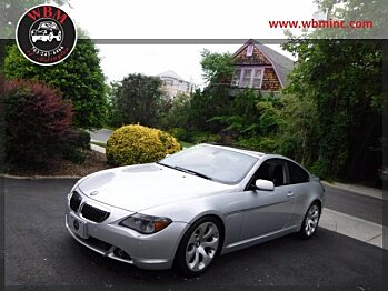 2005 BMW 645Ci Coupe for sale 100873485