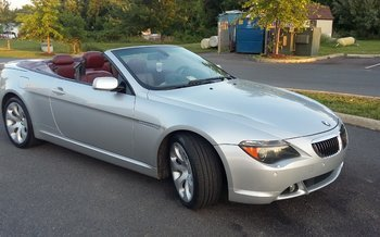 BMW Ci Classics For Sale Classics On Autotrader - 2004 bmw 645ci convertible for sale