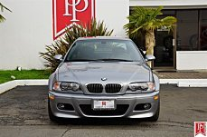 2005 BMW M3 Coupe for sale 100743389