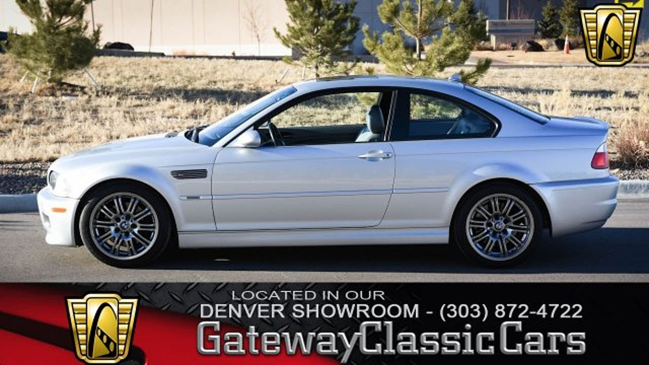 2005 BMW M3 Coupe for sale 100965208