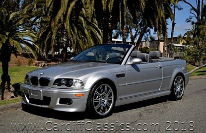 2005 BMW M3 for sale 100970581