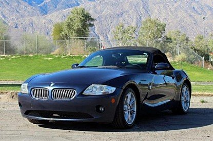 2005 BMW Z4 3.0i Roadster for sale 100836923