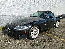 2005 BMW Z4 2.5i Roadster for sale 100879165