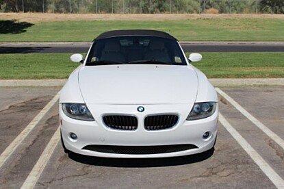 2005 BMW Z4 2.5i Roadster for sale 100988656