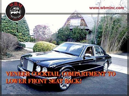 2005 Bentley Arnage R for sale 100851811