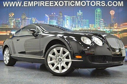 2005 Bentley Continental GT Coupe for sale 100773337