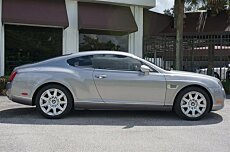2005 Bentley Continental GT Coupe for sale 100794314