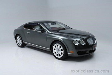2005 Bentley Continental GT Coupe for sale 100835847