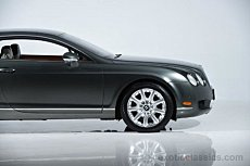 2005 Bentley Continental GT Coupe for sale 100840780
