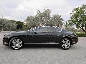 2005 Bentley Continental GT Coupe for sale 100822033