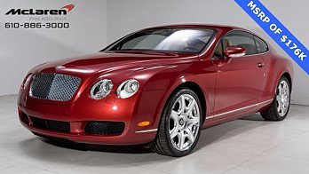 2005 Bentley Continental GT Coupe for sale 100912534