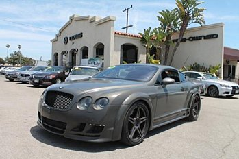 2005 Bentley Continental GT Coupe for sale 100984203