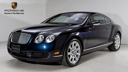 2005 Bentley Continental GT Coupe for sale 100867375