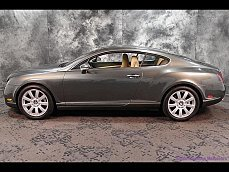 2005 Bentley Continental GT Coupe for sale 100872254