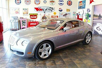 2005 Bentley Continental GT Coupe for sale 100885480