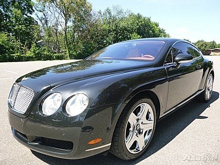 2005 Bentley Continental GT Coupe for sale 100895686