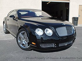 2005 Bentley Continental GT Coupe for sale 100899278