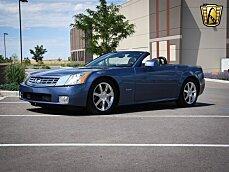 2005 Cadillac XLR for sale 101012611