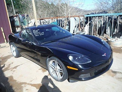 2005 Chevrolet Corvette Coupe for sale 100852103