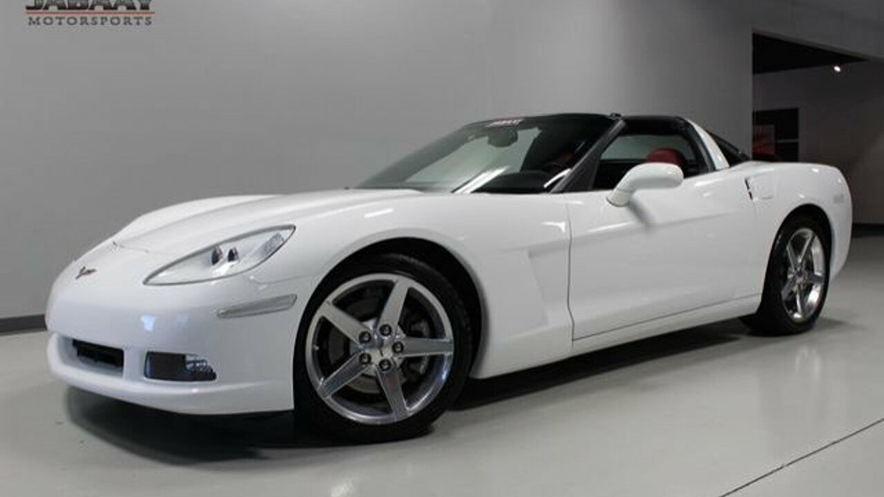2005 Chevrolet Corvette Coupe for sale 100020462