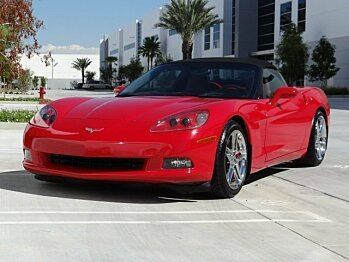 2005 Chevrolet Corvette Convertible for sale 100840382