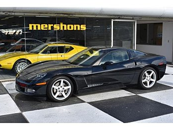 2005 Chevrolet Corvette Coupe for sale 100864549