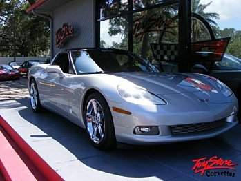 2005 Chevrolet Corvette Coupe for sale 100909207