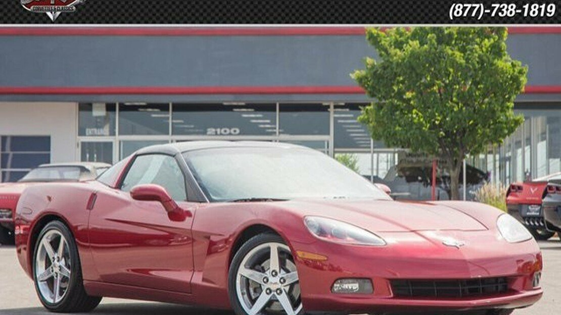 2005 Chevrolet Corvette for sale 101003488