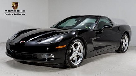 2005 Chevrolet Corvette Coupe for sale 100874084