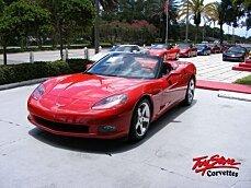 2005 Chevrolet Corvette Convertible for sale 100887199