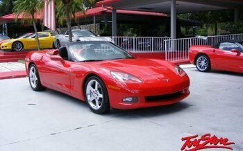 2005 Chevrolet Corvette Convertible for sale 100887199