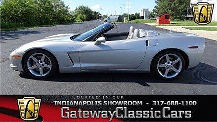 2005 Chevrolet Corvette Convertible for sale 100920185