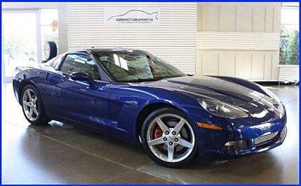 2005 Chevrolet Corvette Coupe for sale 100946191