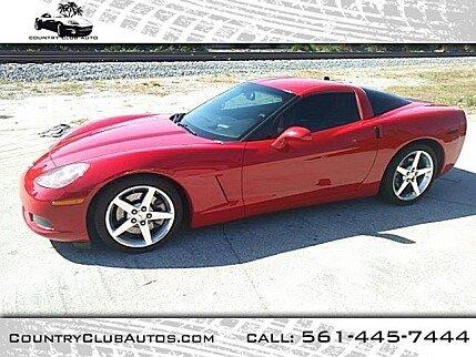 2005 Chevrolet Corvette Coupe for sale 100962431
