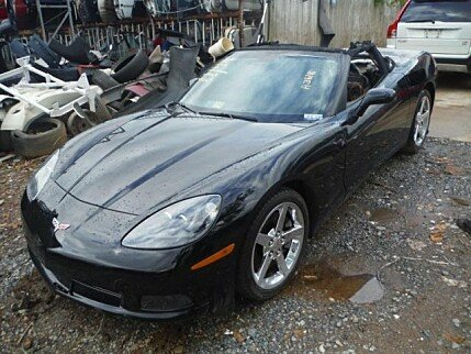 2005 Chevrolet Corvette Convertible for sale 100973008