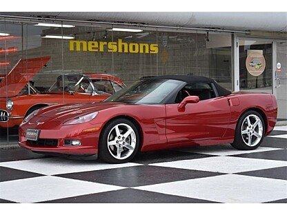 2005 Chevrolet Corvette Convertible for sale 100975901