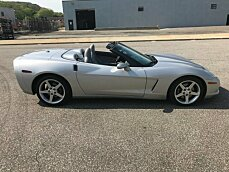 2005 Chevrolet Corvette Convertible for sale 100988827