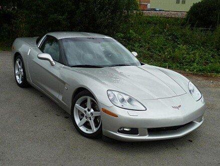 2005 Chevrolet Corvette Coupe for sale 100992645