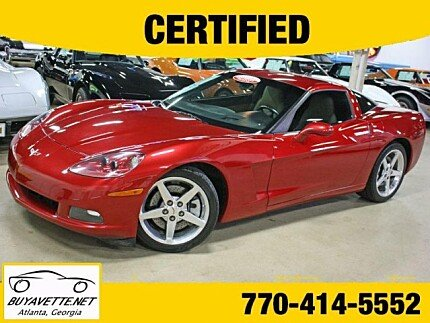 2005 Chevrolet Corvette Coupe for sale 100993305
